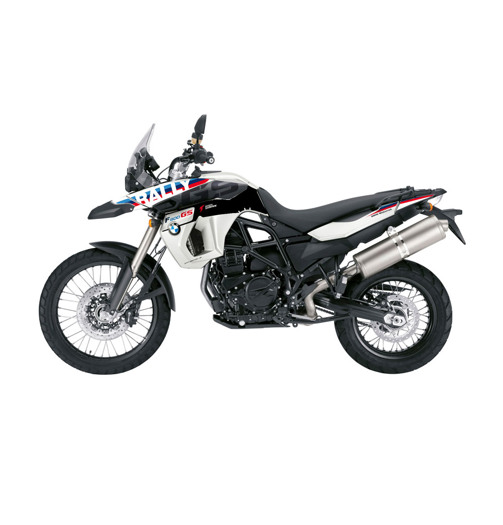 bmw f 800 gs 08 12 rally effetti adventure bmw gs graphics stickers decals touring. Black Bedroom Furniture Sets. Home Design Ideas