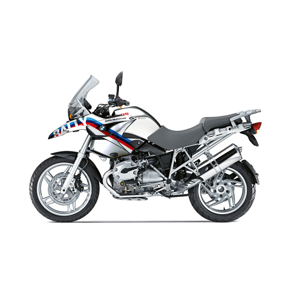 bmw r 1200 gs 04 07 rally effetti adventure bmw gs graphics stickers decals. Black Bedroom Furniture Sets. Home Design Ideas