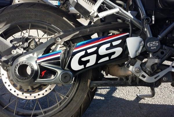 Effetti Adventure - Moto Touring Graphics - Adesivi BMW GS ADV