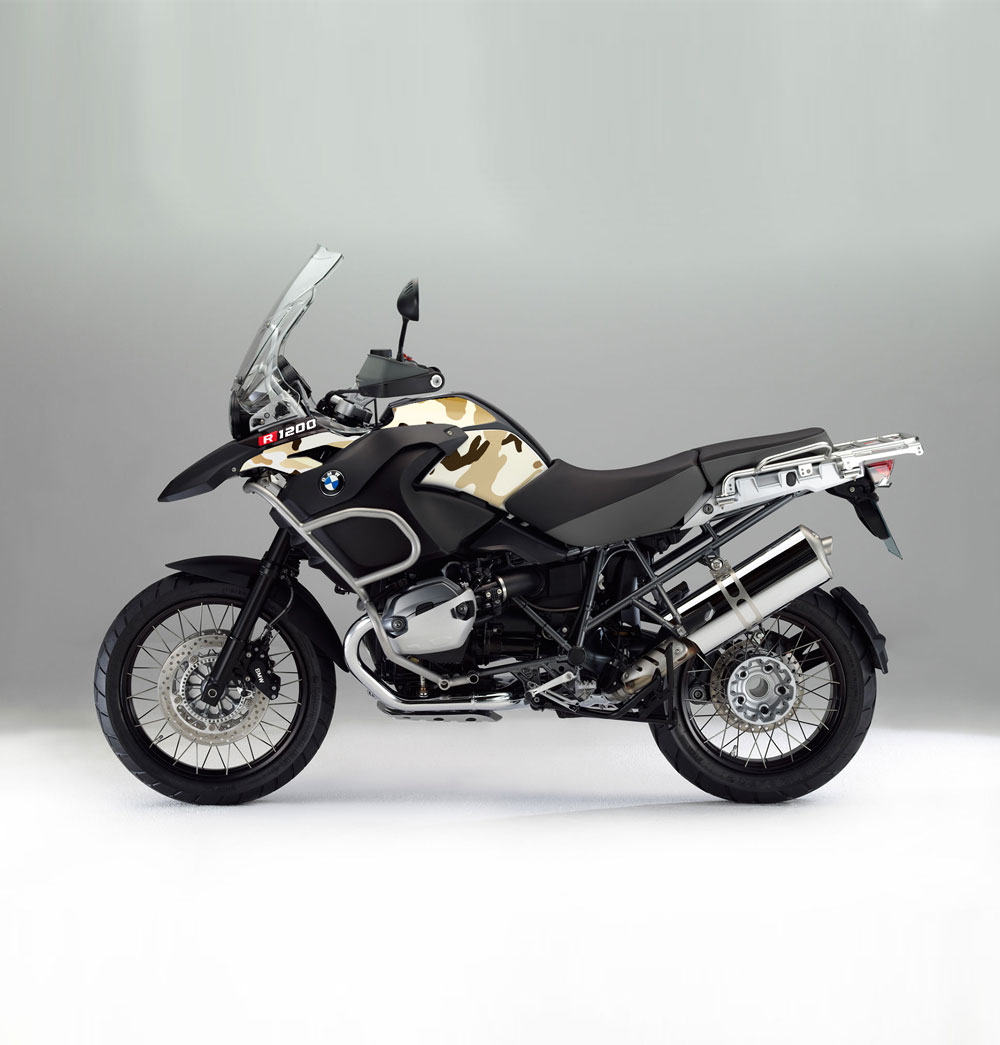bmw r 1200 gs 08 12 adv camo desert effetti adventure bmw gs graphics stickers. Black Bedroom Furniture Sets. Home Design Ideas