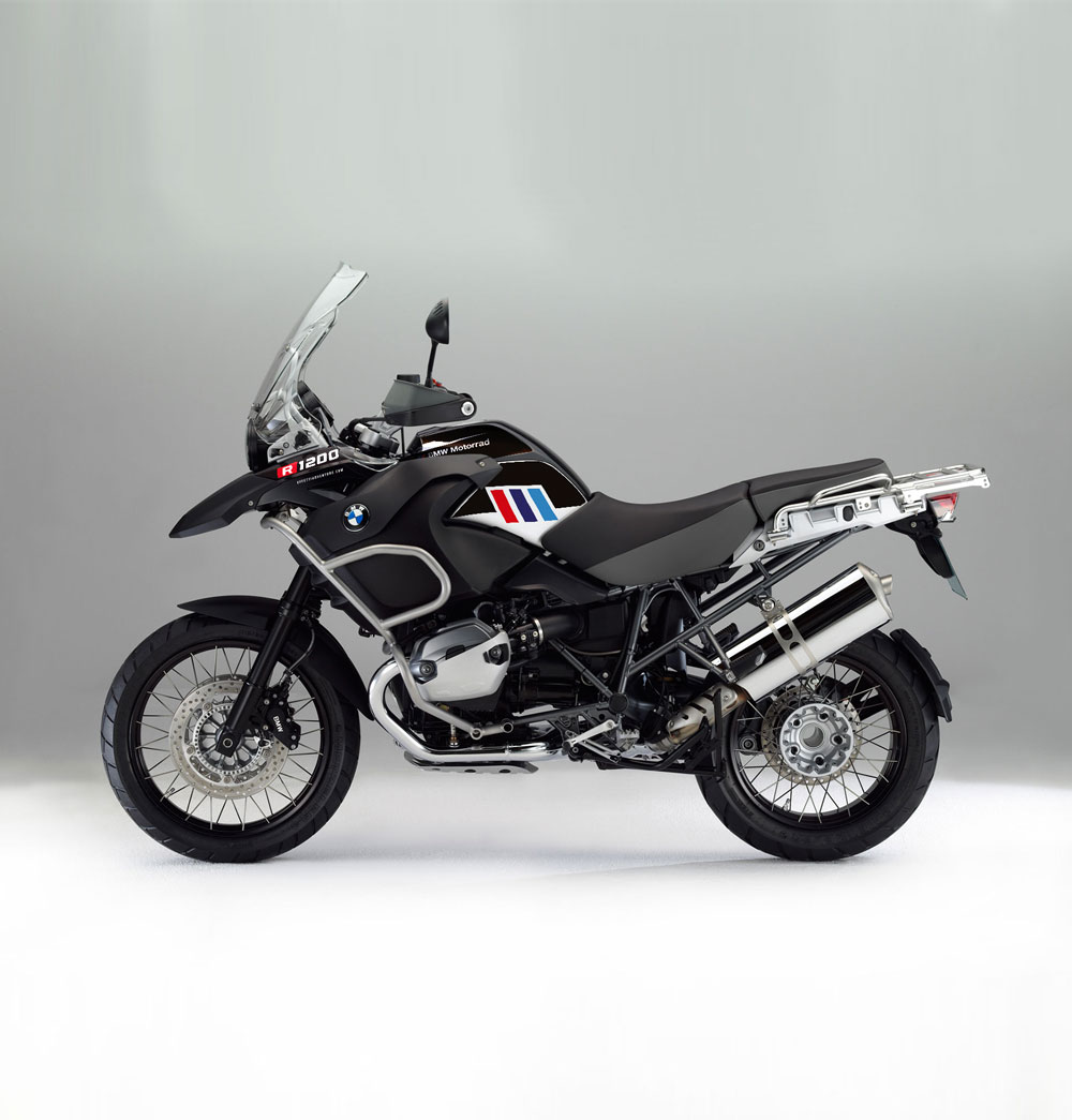BMW R GS ADV MOTORRAD Effetti Adventure BMW GS - Bmw motorcycle stickers and decals
