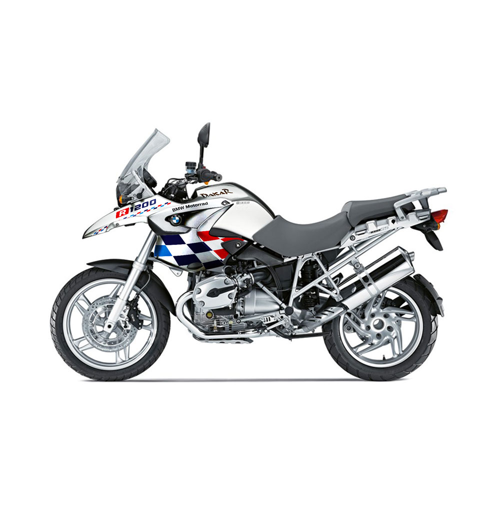 bmw r1200gs stickers graphics custom sticker. Black Bedroom Furniture Sets. Home Design Ideas