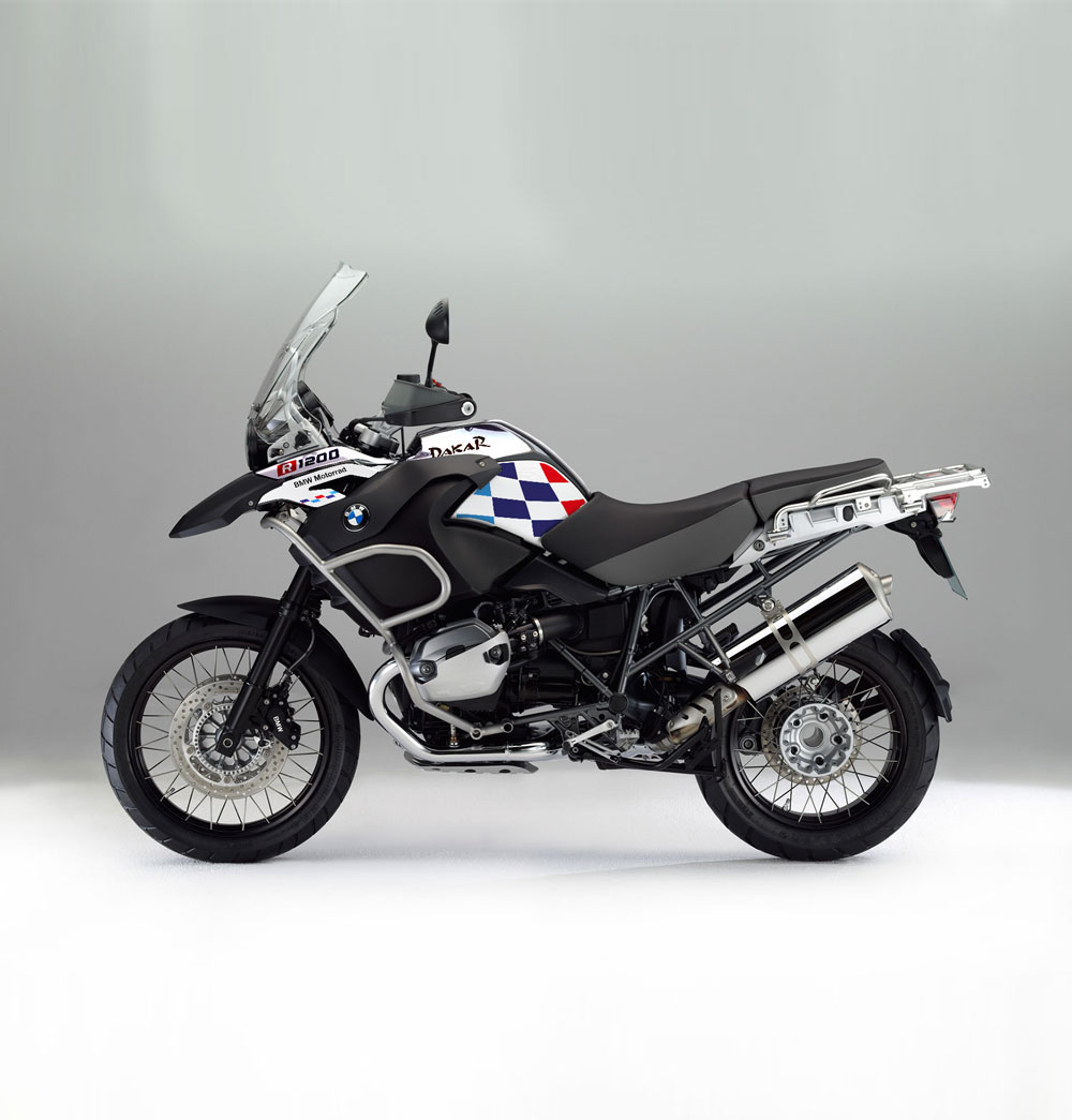 bmw r 1200 gs 08 12 adv dakar effetti adventure bmw gs graphics stickers decals. Black Bedroom Furniture Sets. Home Design Ideas