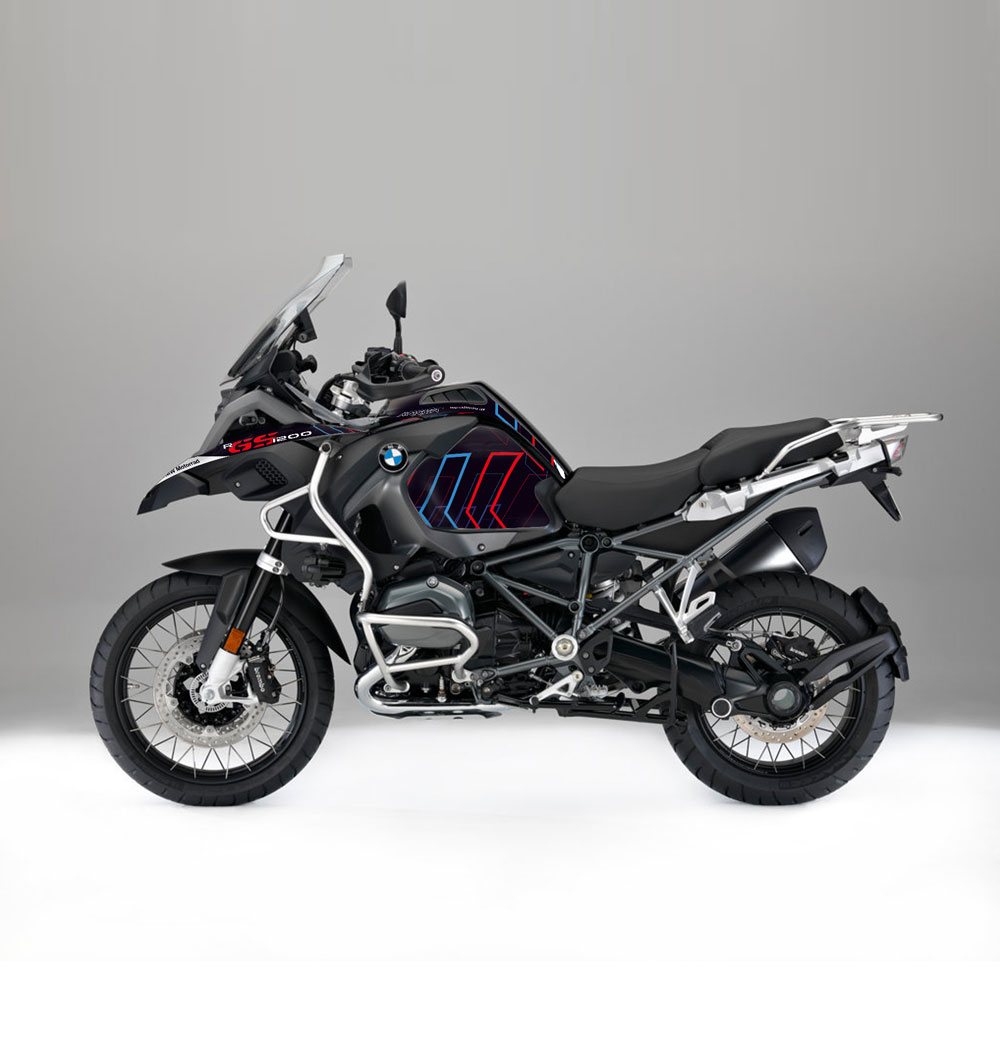 bmw r 1200 gs adv 14 17 arrow effetti adventure bmw gs graphics stickers decals. Black Bedroom Furniture Sets. Home Design Ideas