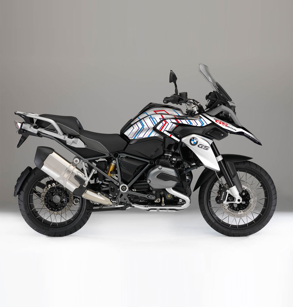 bmw r 1200 gs lc 13 16 arrow effetti adventure bmw gs graphics stickers decals. Black Bedroom Furniture Sets. Home Design Ideas