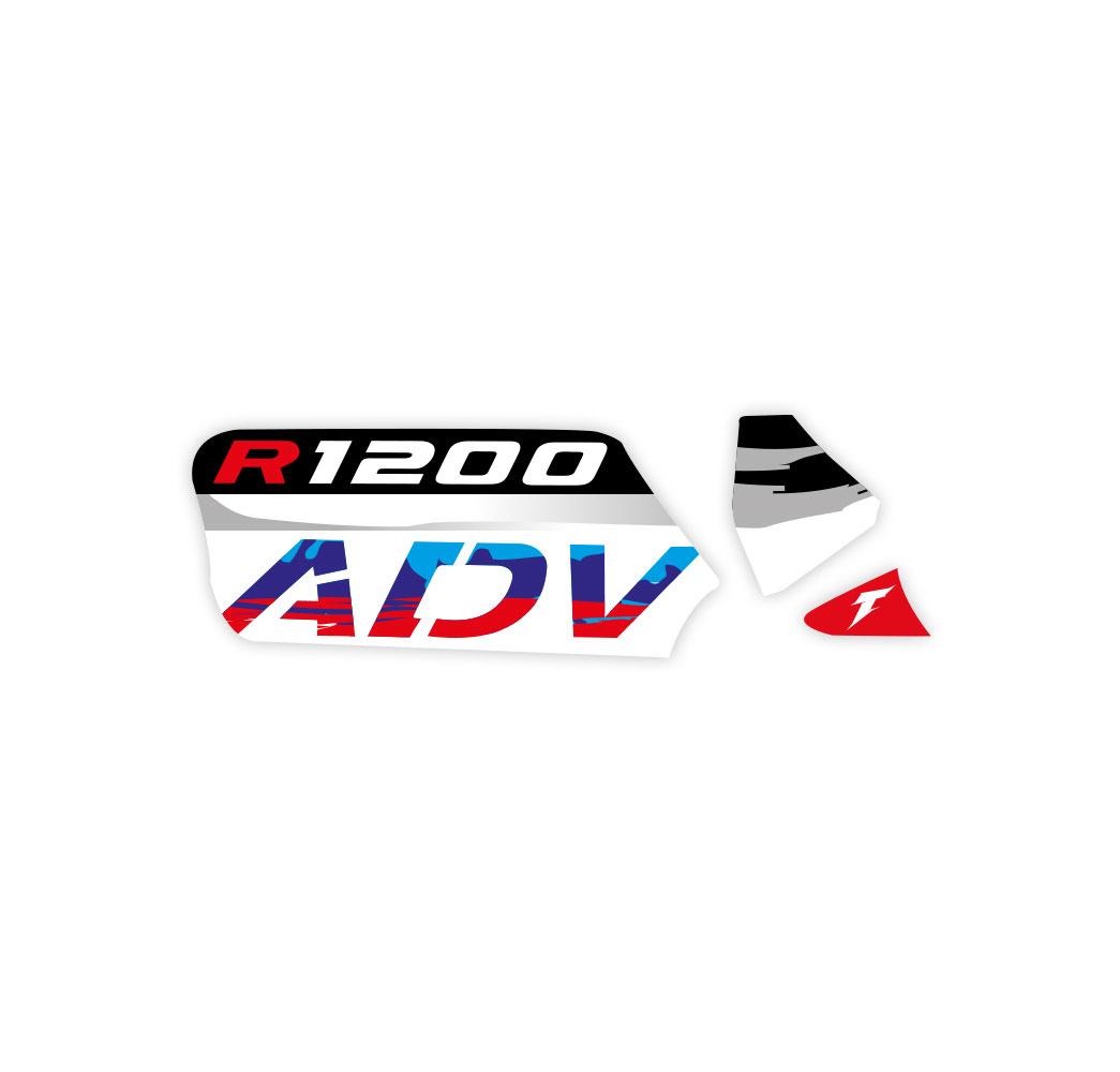Cardan Sticker Dirt - BMW R1200GS (2013-2018)