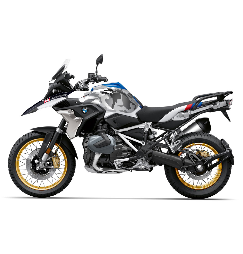 bmw r 1250 gs 2019 camo effetti adventure bmw gs graphics stickers decals touring. Black Bedroom Furniture Sets. Home Design Ideas